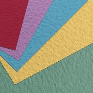 Набор бумаги для пастели 10л. Tiziano A3 (29,7*42см) 160г/м2 в ассортименте