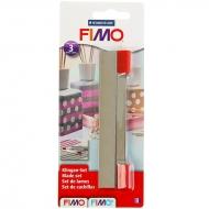 Набор лезвий для пластики 3 шт Fimo