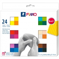 Набор пластики Fimo Soft  24 цв