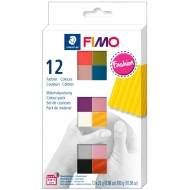Набор пластики Fimo Soft Fashion Colours 12 цв