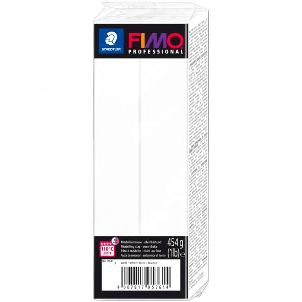 Пластика Fimo Professional Белая