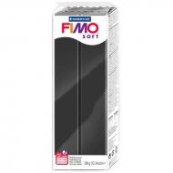 Пластика Soft Fimo Черная 350 г