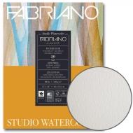 Склейка-блок для акварели Watercolor 28*35,6см 200г/м2 20л HP мелкое зерно Fabriano