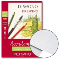 Склейка для рисунка Accademia А3 (29,7*42см) 200г/м2 30л Fabriano