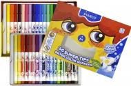 Фломастеры Marco Ultra Washable смываемые 36 цветов