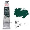 Краска масляная, масло ROSA Gallery 45мл, 107 Зеленая ФЦ