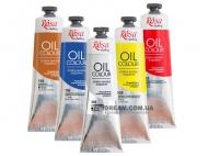 Краска масляная, масло ROSA Gallery в больших тубах, 100 мл