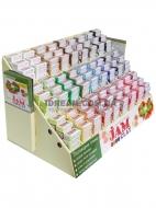 Пластика Jam Clay полимерная глина в ассортименте, 24 цвета