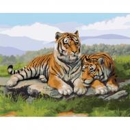 Картина по номерам Идейка 40*50 см После охоты (КНО2484)
