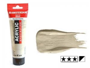 Краска акриловая Amsterdam, (815) Оловяный, 20 мл, Royal Talens