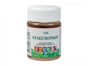 Лак кракелюрный Decola 50 мл