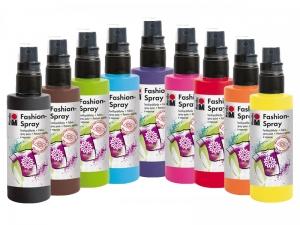 Краска-спрей для ткани Marabu Fashion Spray, 100 мл