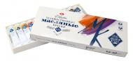 Набор масляных красок МАСТЕР КЛАСС (ЗХК), 12 цветов 18 мл