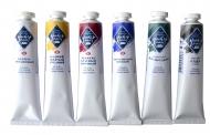 Набор масляных красок МАСТЕР КЛАСС, 6 цветов 46 мл
