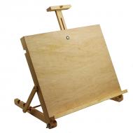 Мольберт-планшет настольный А3 со штангой ( 45х35см)