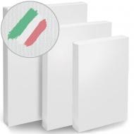 Холсты Monet на подрамнике, среднее зерно, итальянский хлопок 335 г/м в ассортименте