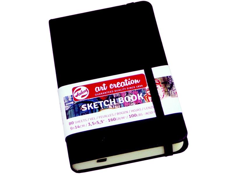 Блокнот для графики Talens Art Creation 80 листов 140г/м