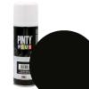Краска в аэрозоле Pintyplus Basic (Испания) 200 мл Черный