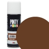 Краска в аэрозоле Pintyplus Basic (Испания) 200 мл Коричневый