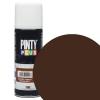 Краска в аэрозоле Pintyplus Basic (Испания) 200 мл Коричневый темный