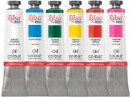 Краски масляные ROSA Studio, 60мл
