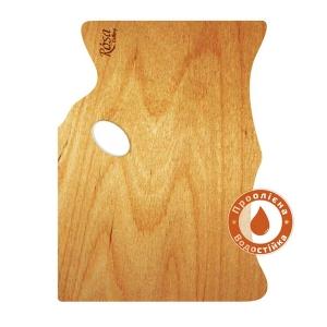 Палитра деревянная для художников профессиональная Модерн 30*40 см
