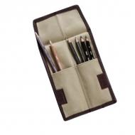 Пенал-свиток для карандашей DERWENT