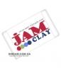 Пластика полимерная Jam Clay, 101 Белый зефир, 20г