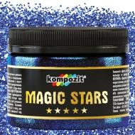 Глиттер голубое сияние MAGIC STARS Kompozit 60г