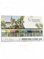 Набор масляной пастели СОНЕТ, 24 цвета