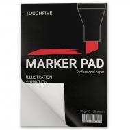 Альбом для маркеров Touch Five PAD 120 г/м2 20 л. (TFA4120)