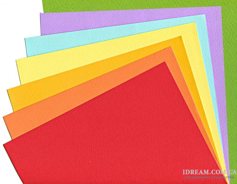 Бумага для пастели Tiziano (Fabriano) 160г/м2,  среднее зерно,  A3