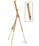 Мольберт тренога напольный ТМ-2 для холста 110 см