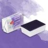 Краска акварельная, Ультрамарин фиолетовый 2,5 мл, Белые Ночи