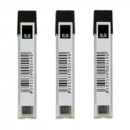 Стержни для механических карандашей 0.5 мм в ассортименте