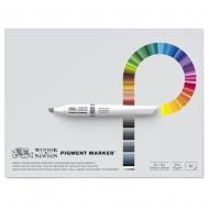 Склейка Pad для маркерів Pigment marker, 27,9х35,6 см, W&N, 50 л (6001002)