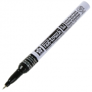 Маркер Pen-Touch Черный тонкий (EXTRA FINE) 0.7мм Sakura